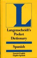 Langenscheidt Pocket Spanish Dictionary