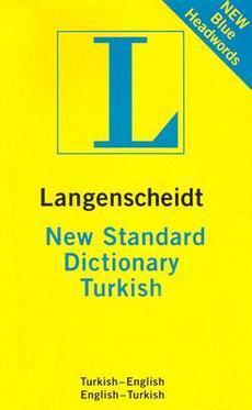 Turkish and English Grand Dictionary