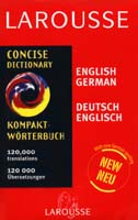 Larousse Concise German Dictionary