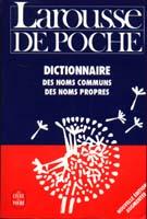Larousse de Poche Dictionnaire