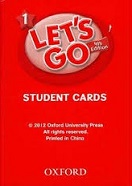 Let's Go 1 Student Cards