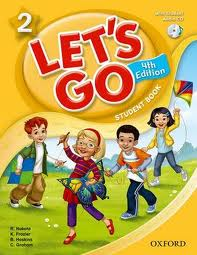Let's Go 2 Student Book with CD