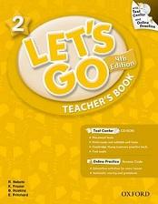 Let's Go 2 Teacher's Book (4th Edition)