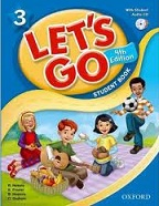 Let's Go 3 Student Book with CD