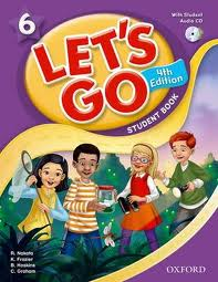 Let's Go 6 Student Book with CD