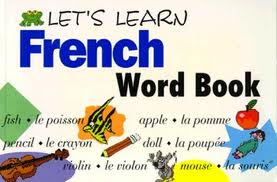 Learn French Word Book