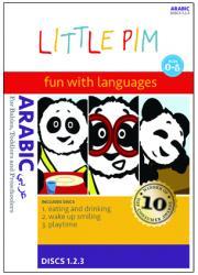 Little Pim: 3 Disk Pack - Volume 1