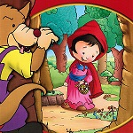 Little Red Riding Hood Arabic/English