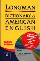 Longman Dictionary of American English with CDROM