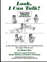 Look, I Can Talk!: Mini-Stories for German