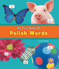My First Book of Polish Words (Polish-English)