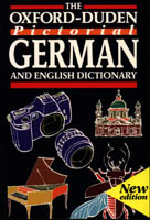 Oxford-Dunden Pictorial German/English Dictionary