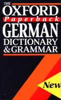 Oxford German Dictionary & Grammar