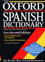 The Oxford Spanish Dictionary : Spanish-English/English-Spanish