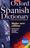 Oxford Spanish Pocket Dictionary