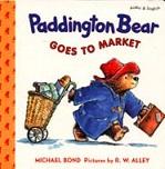 Paddington Bear Goes to Market (English/Arabic)