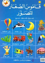Picture Dictionary(En-En-Ar)