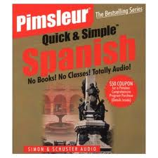 Pimsleur Quick and Simple: Spanish CD