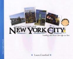 Postcards from New York City / Postales desde New York City (Bilingual English/Spanish) (Traveling with Anna)