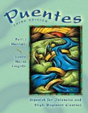 Puentes: Spanish for Intensive and High Beginner Course