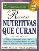 Recetas nutritivas que curan