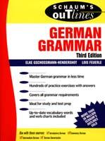 Schaum's Outline Series - German Grammar