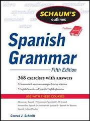 Schaum's Outline of Spanish Grammar