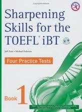 Sharpening Skills for the TOEFL iBT, SB w/CDs