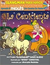 Slangman Kids: La Cenicienta (Cinderella) Level 1/Audio CD