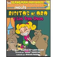 Slangman Kids: Ricitos de Oro (Spanish) Level 2/Audio CD