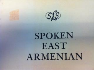 Spoken East Armienian