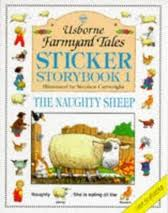 Sticker Storybook 1: The Naughty Sheep