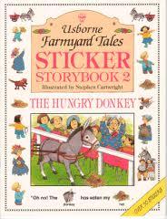 Sticker Storybook 2: The Hungry Donkey