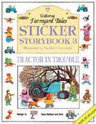 Sticker Storybook 3: Tractor in Trouble