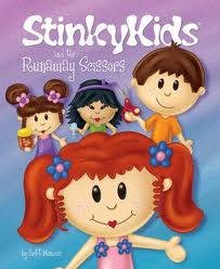 Stinky Kids and the Runaway Scissors