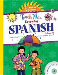 Teach Me Everyday Spanish Vol 2