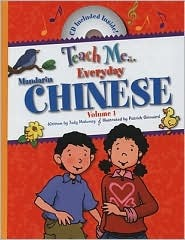 Teach Me Everyday Mandarin Chinese Vol 1