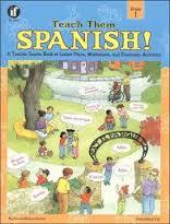 Teach Them Spanish!-Grade 1
