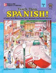 Teach Them Spanish!-Grade 2