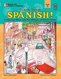 Teach Them Spanish!-Grade 3