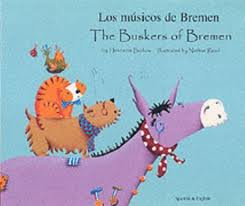 The Buskers of Bremen (Spanish/English)
