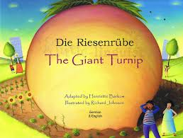 The Giant Turnip / Die Riesenrübe (German/English)