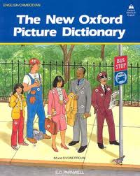 The New Oxford Picture Dictionary (English/Cambodian)