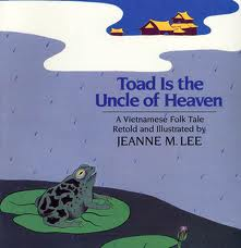 Toad Is the Uncle of Heaven