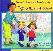 Tom & Sofia start School (Bengali/English)