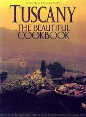Tuscany the Beautiful Cookbook