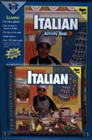 Twin Sisters Italian Course CD's