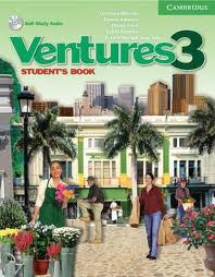 Ventures Level 3 Student Book with Audio CD