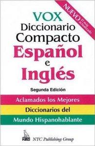 Vox Diccionario Compacto Espanol e Ingles