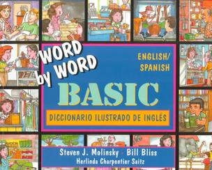 Word by Word Basic Spanish Bilingual Edition